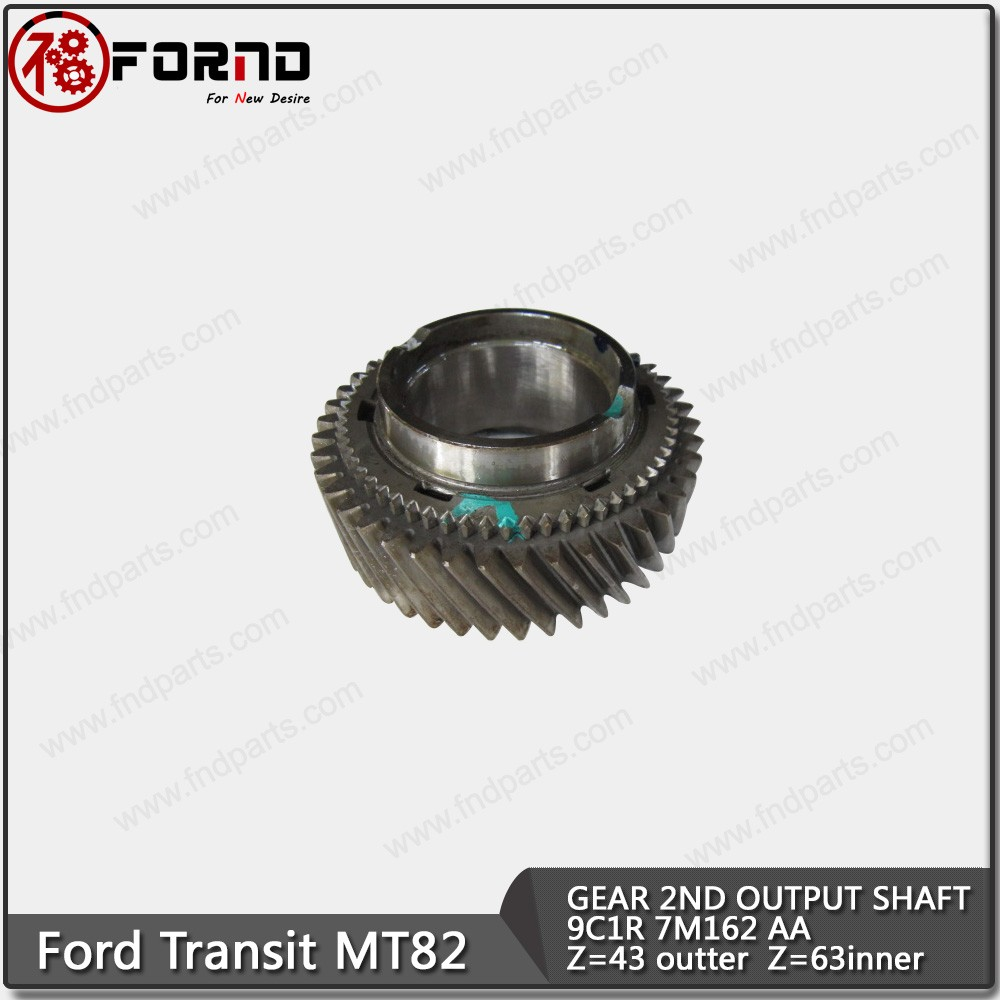 GEAR 2ND OUTPUT SHAFT 9C1R 7M162 AA
