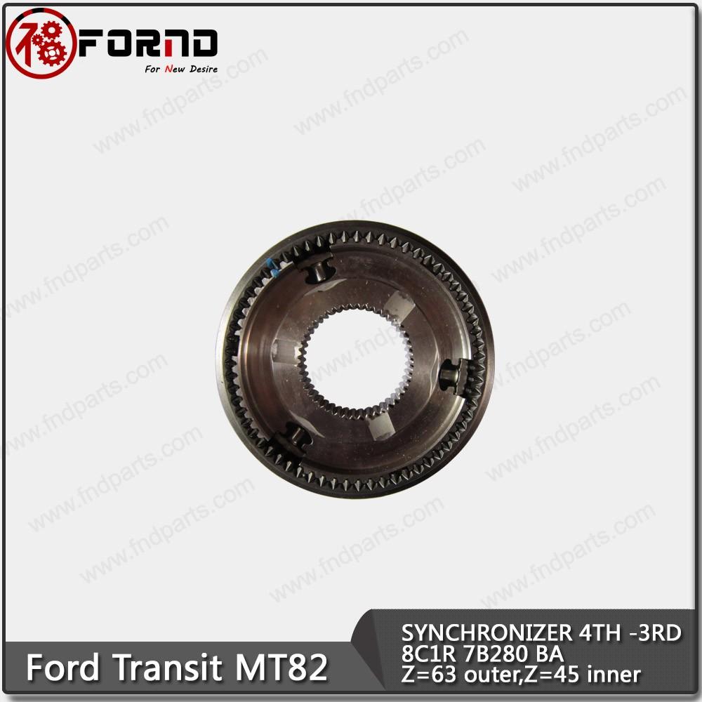 SYNCHRONIZER 4TH -3RD 8C1R 7B280 BA