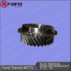GEAR 3RD-OUTPUT SHAFT XC1R 7M003 AA
