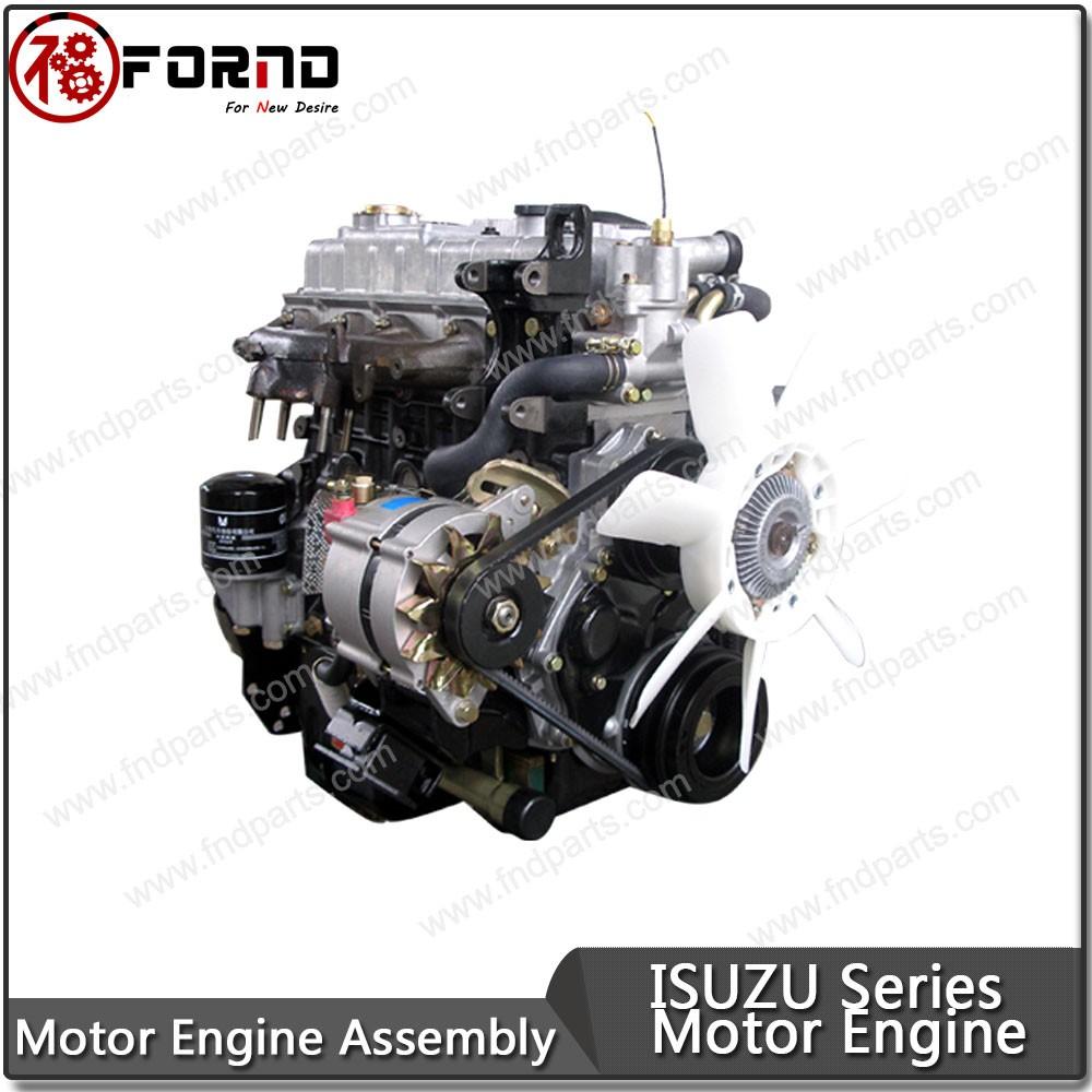 ISUZU Series Engine