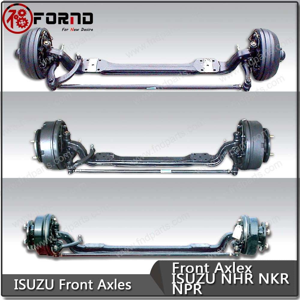 Front Axles For ISUZU Manufacturers, Front Axles For ISUZU Factory, Supply Front Axles For ISUZU