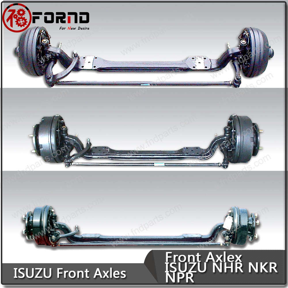 Front Axles For ISUZU.jpg