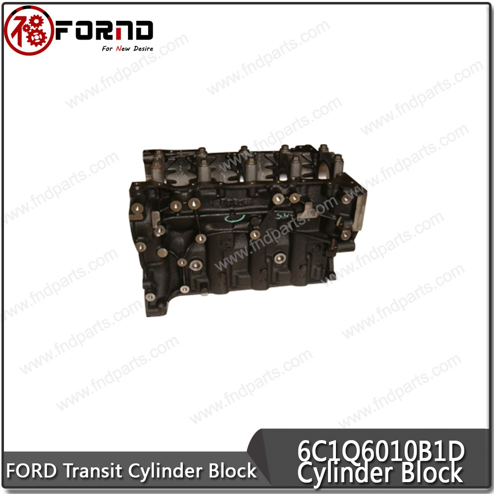 Ford Transit Cylinder Block 6C1Q 6010 B1D