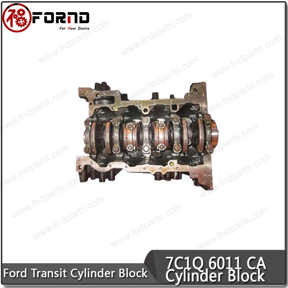 Ford Transit Cylinder Block 7C1Q 6011 CA
