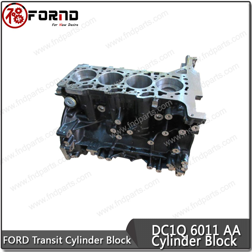 Ford Transit Cylinder Block DC1Q 6011 AA