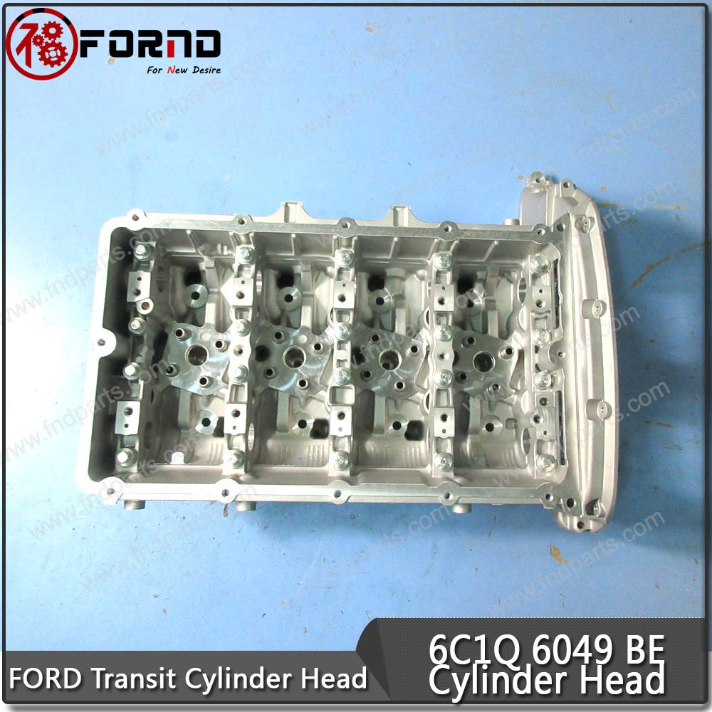 Ford Cylinder Head 6C1Q 6049 BE
