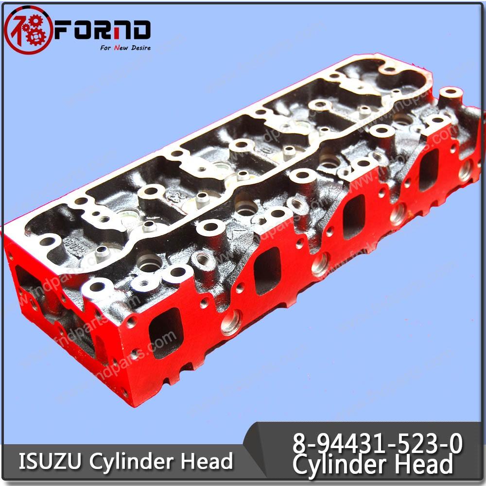 ISUZU Cylinder Head 8-94431-523-0