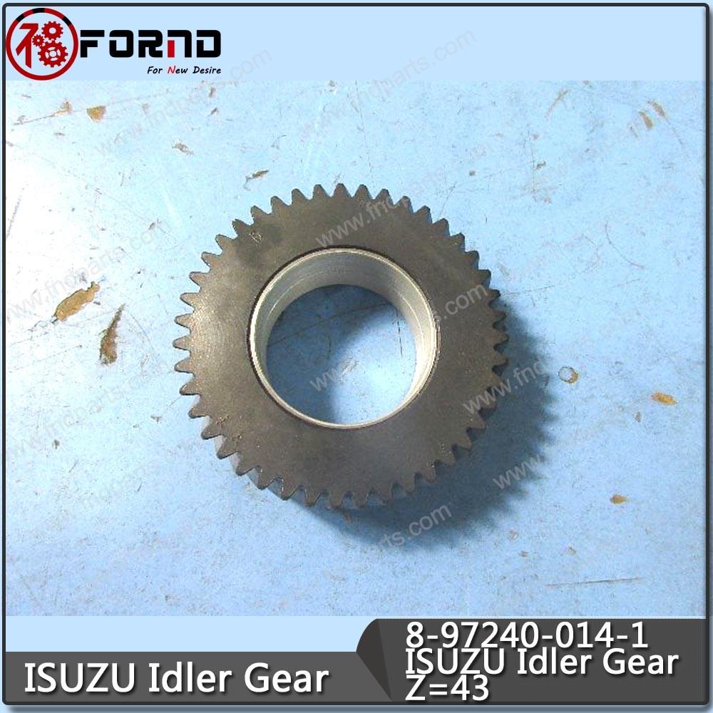ISUZU Idler Gear 8-97240-014-1