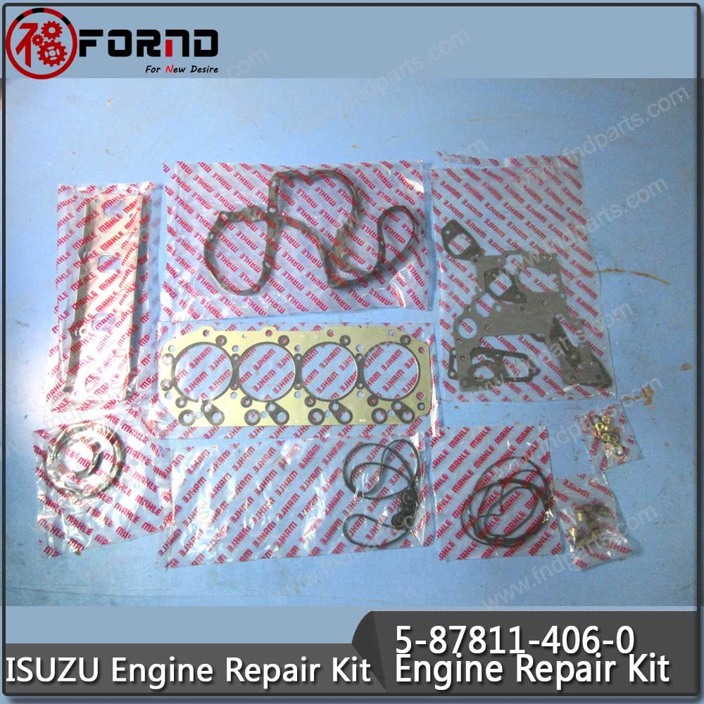 ISUZU Engine Reapair Kit 5-87811-406-0