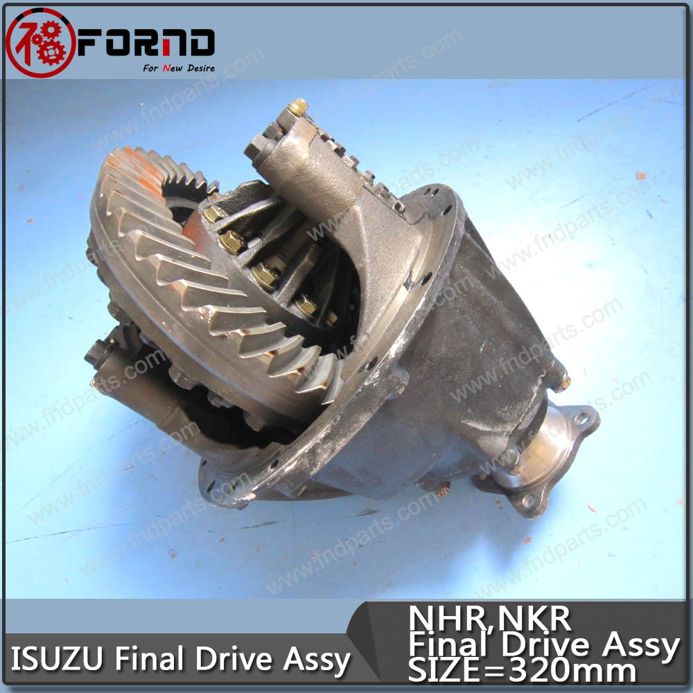 ISUZU Final Drive Assembly For NHR NKR