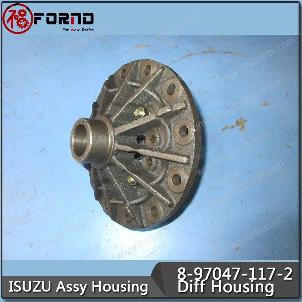 ISUZU Housing 8-97047-117-2