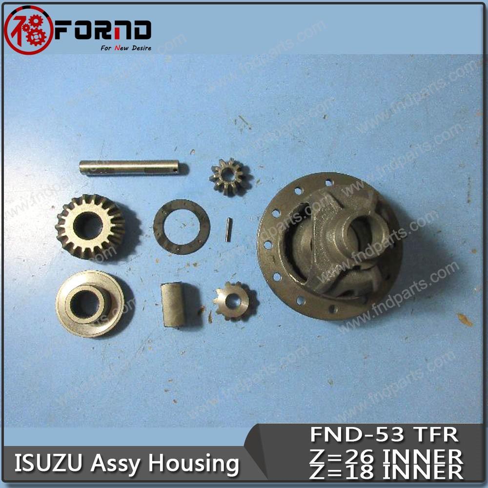 ISUZU Housing TFR DX-53
