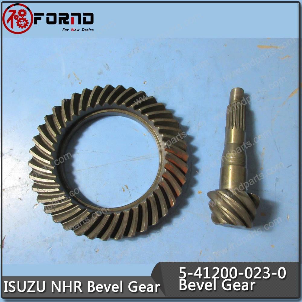 ISUZU NHR Bevel Gear 5-41200-023-0