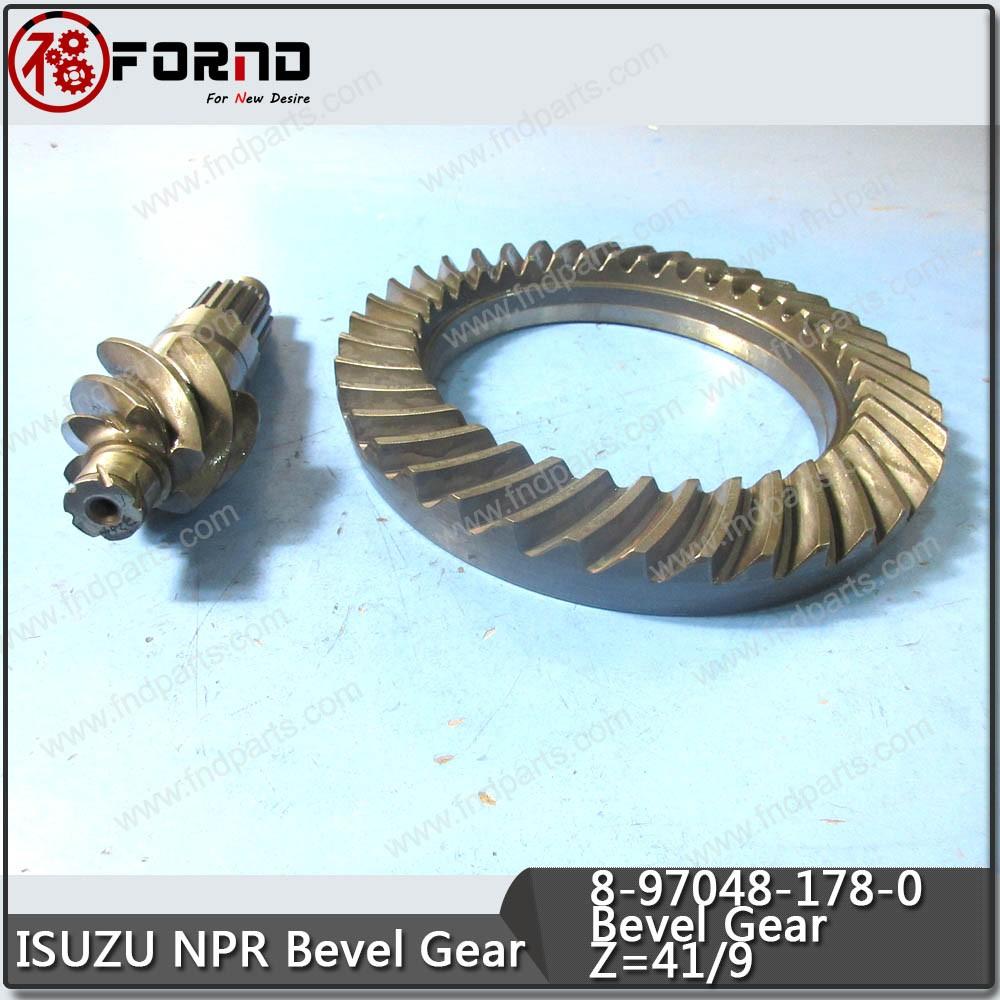 ISUZU Bever Gear For NPR 8-97048-178-0