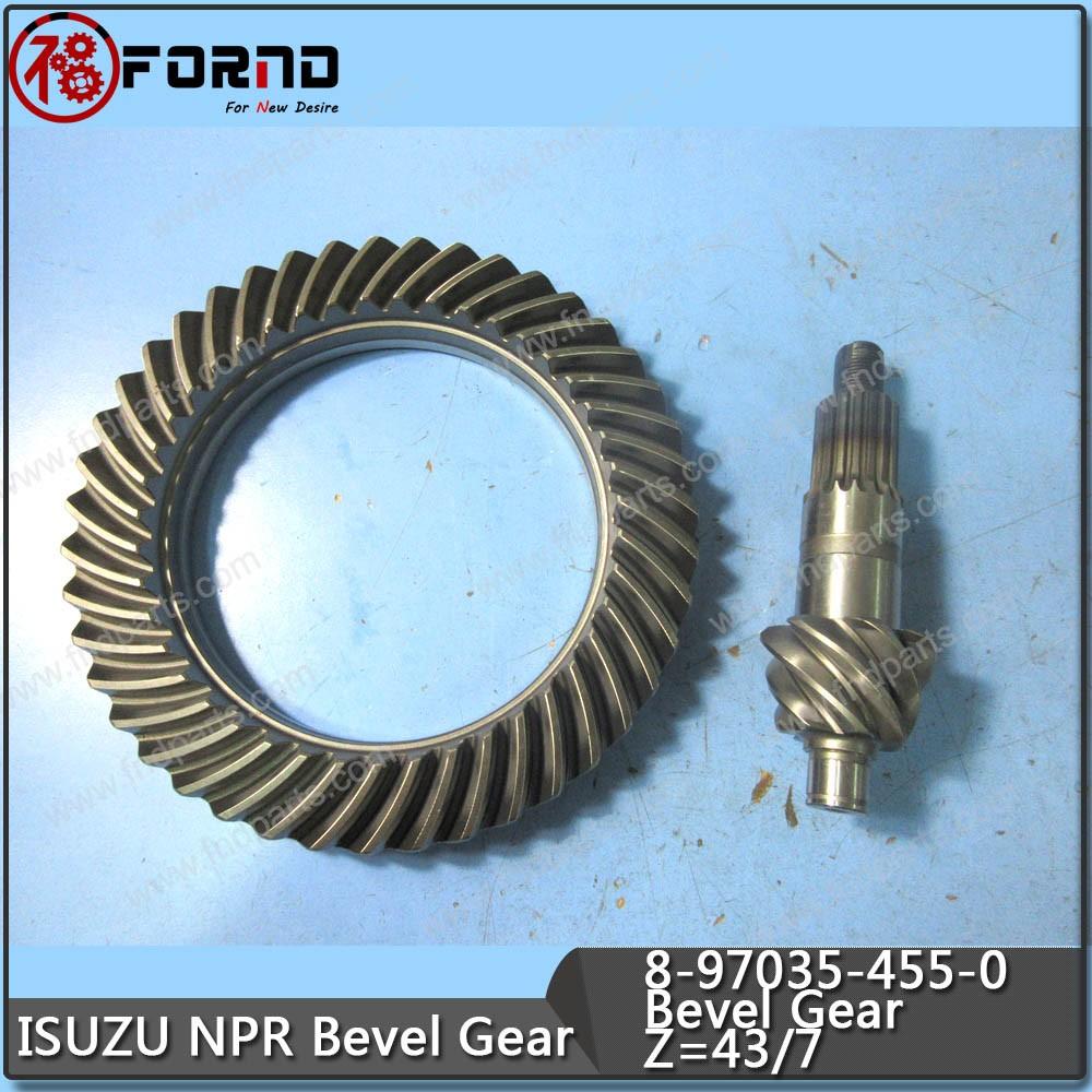 ISUZU NPR Bever Gear 8-97035-455-0