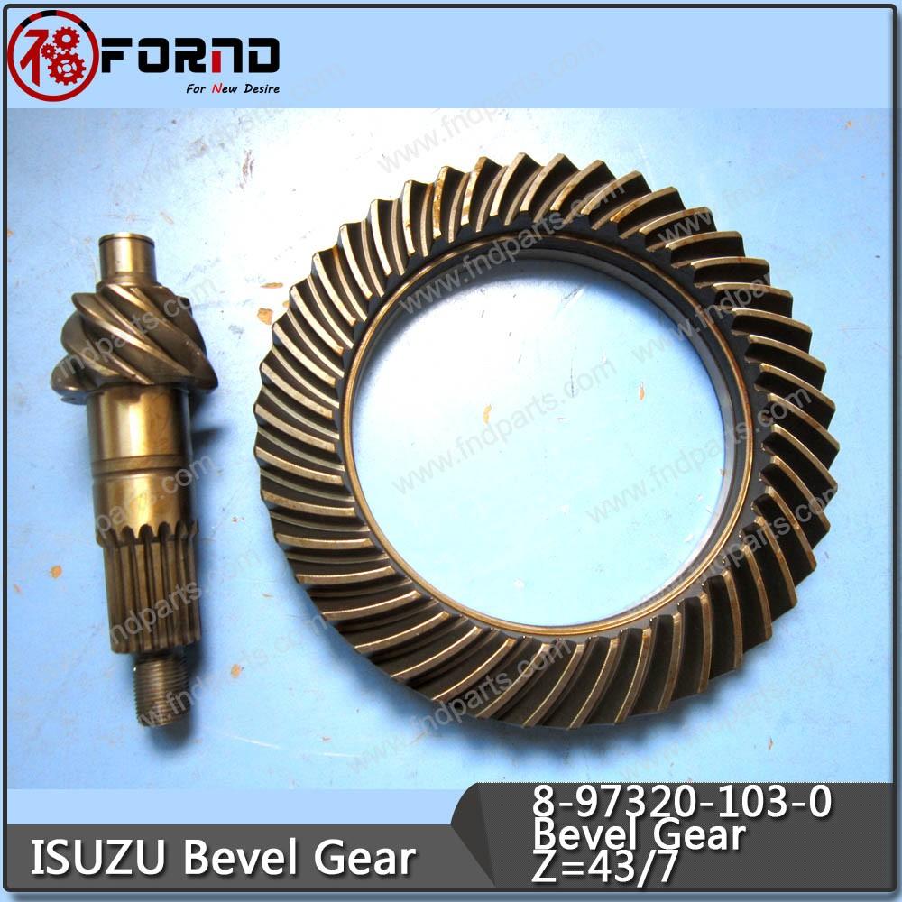 Bevel Gear 8-97320-103-0