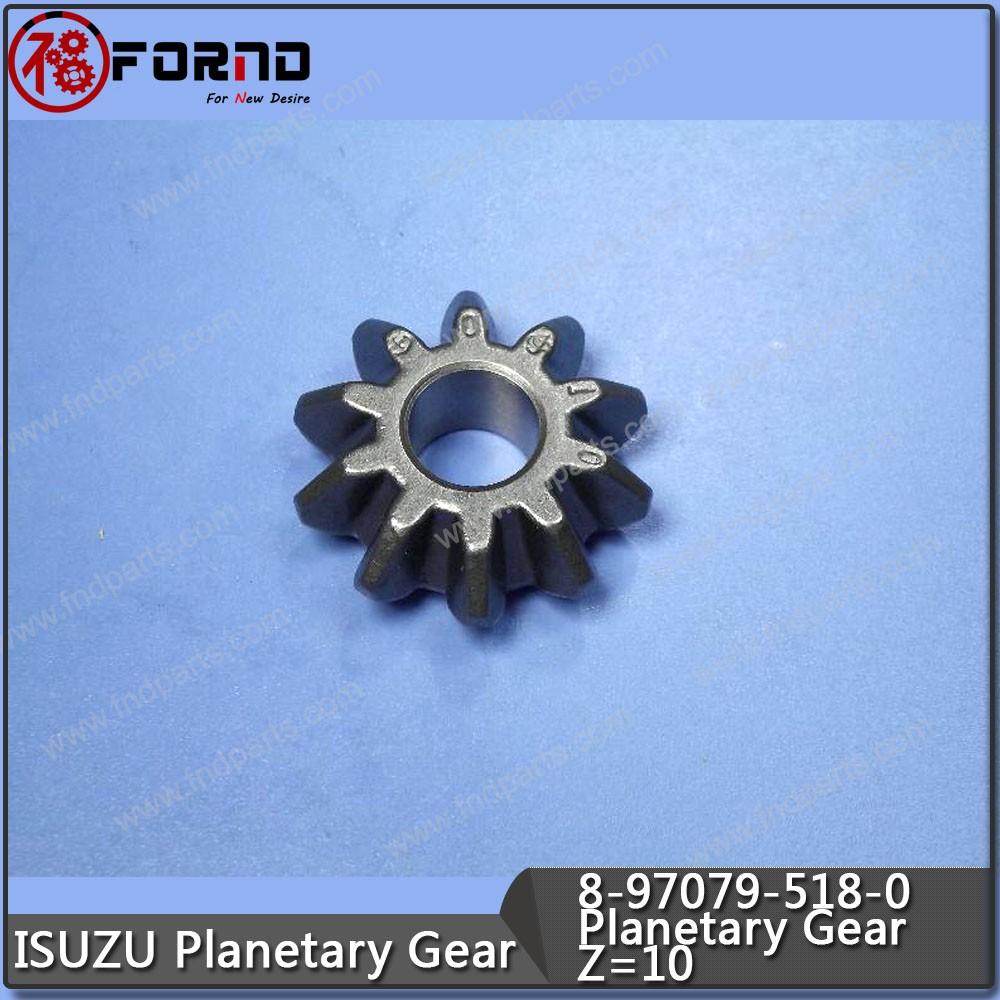 Planetary Gear 8-97079-518-0