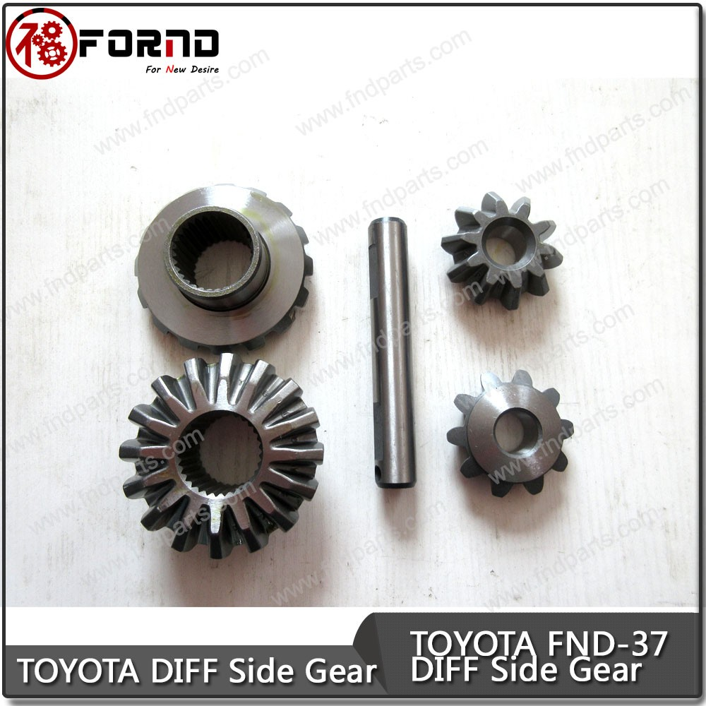 TOYOTA DX-37 Side Gear Set