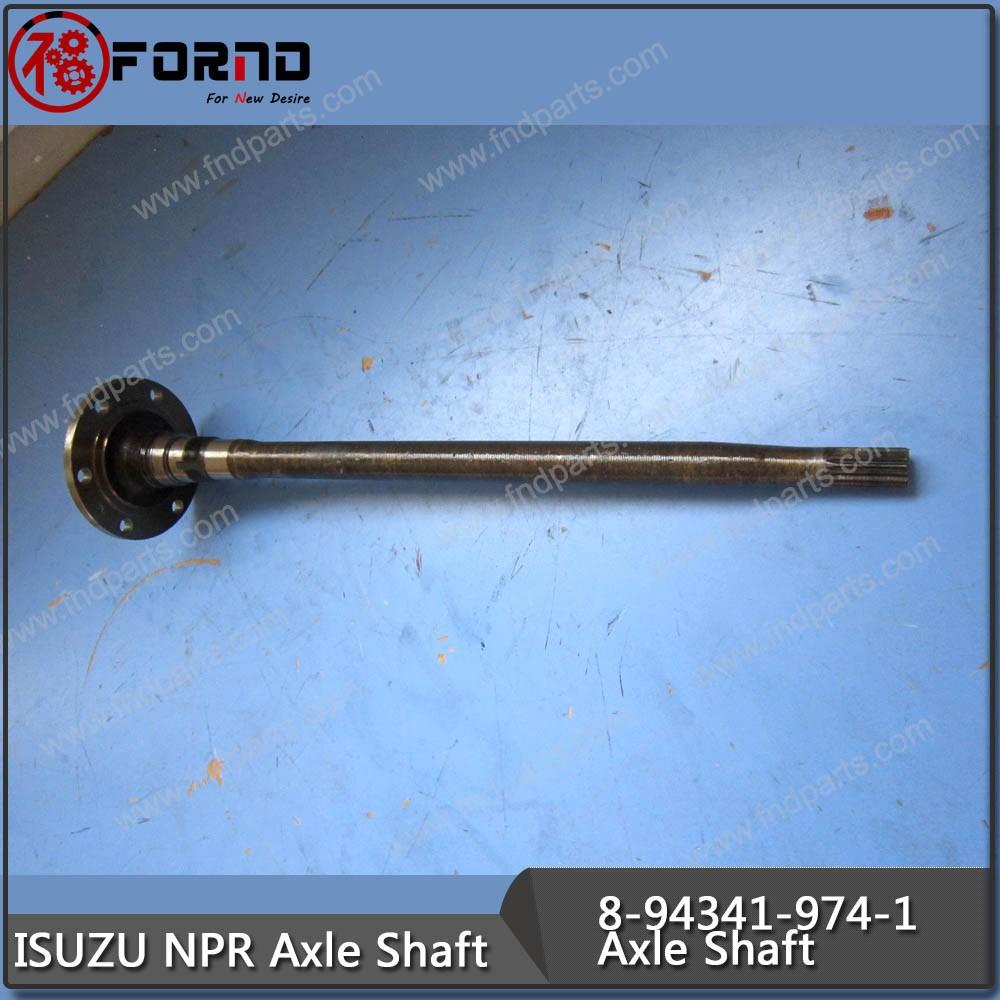ISUZU NPR Axle Shaft 8-94341-974-1