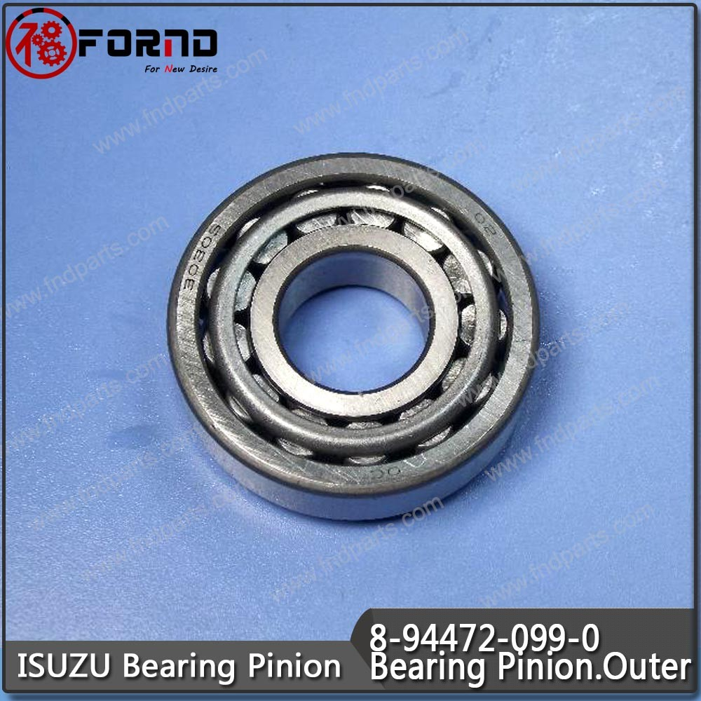 ISUZU Bearing Pinion.Outer 8-94472-099-0