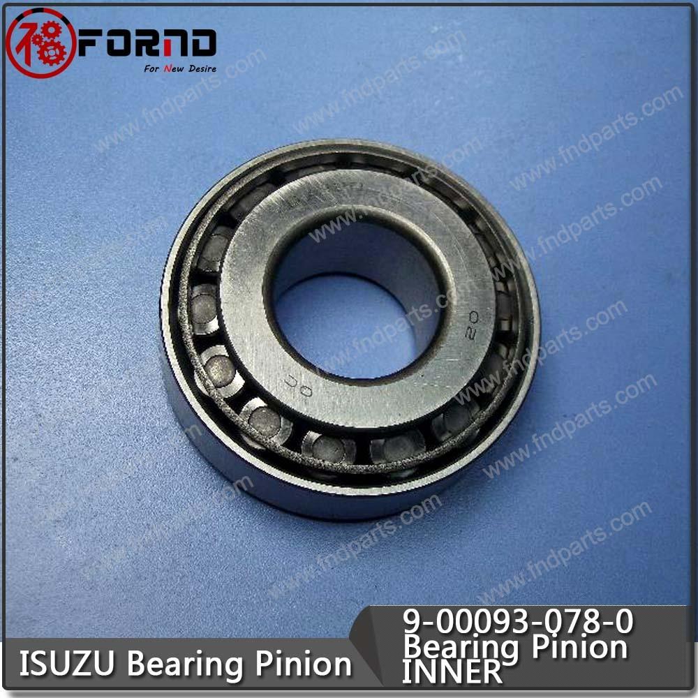 ISUZU Bearing Pinion INNER 9-00093-078-0