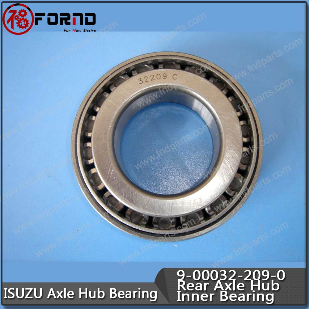 ISUZU Rear Axle Hub Inner Bearing 9-00032-209-0