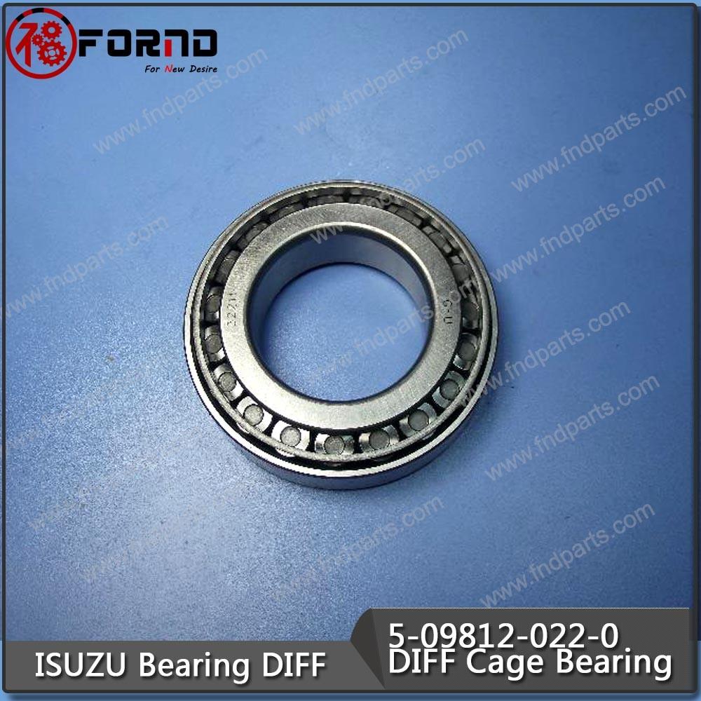 ISUZU DIFF Cage Bearing 5-09812-022-0