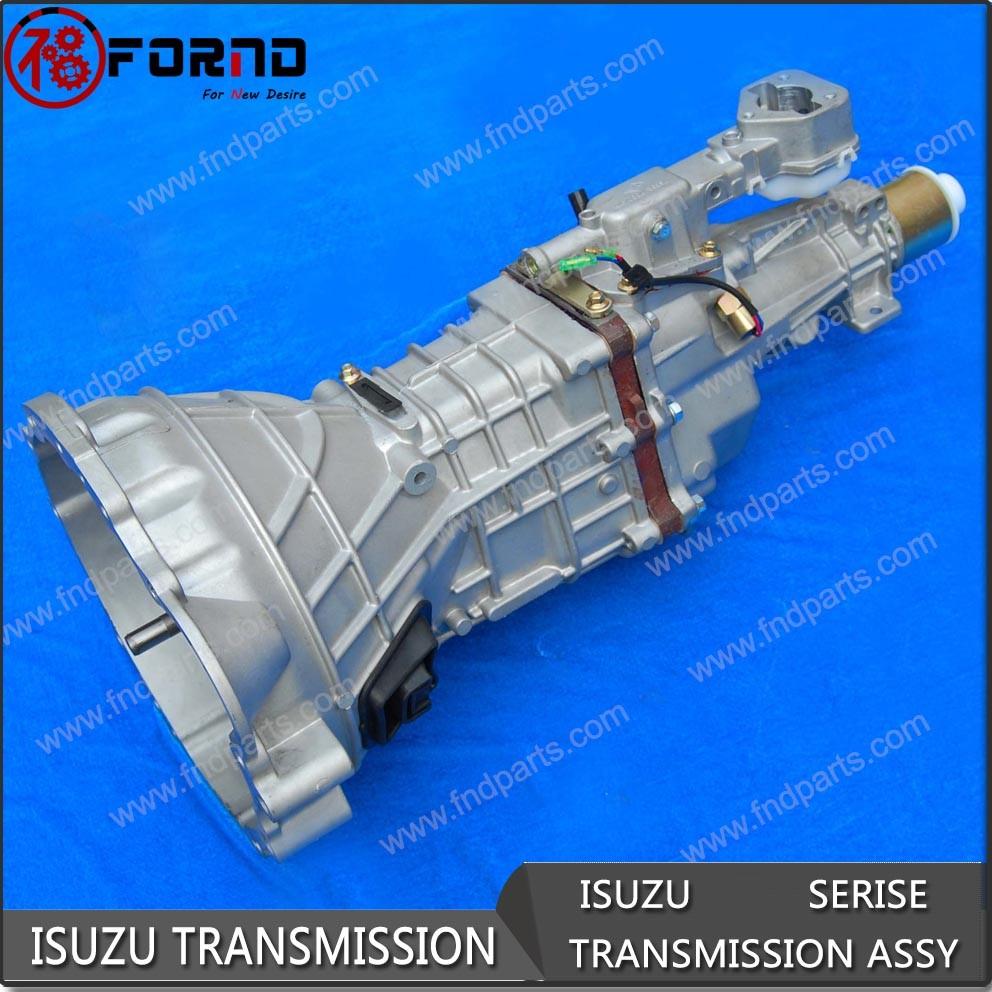 ISUZU Serise Transmissions