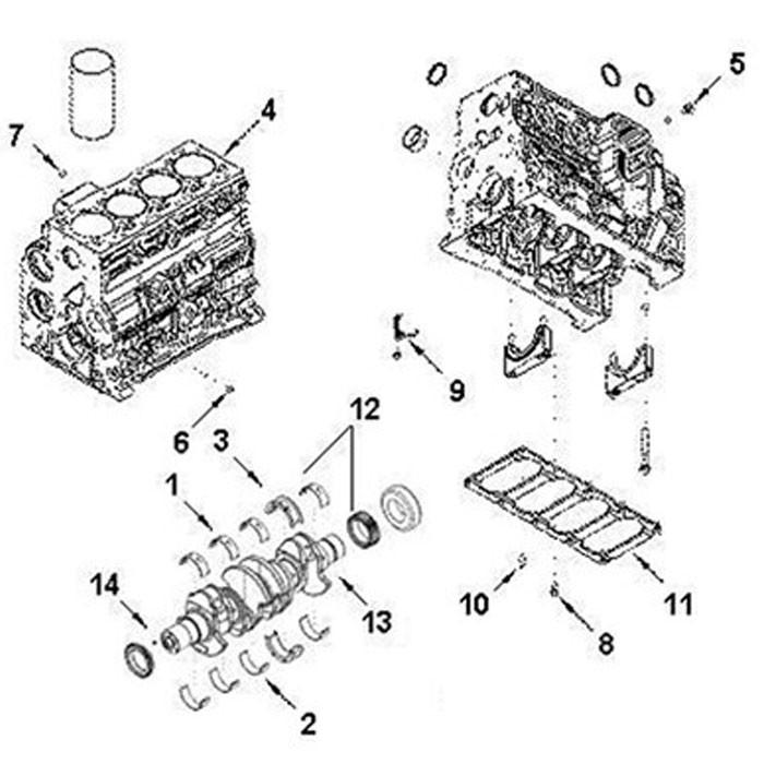 Crankshafts Manufacturers, Crankshafts Factory, Supply Crankshafts