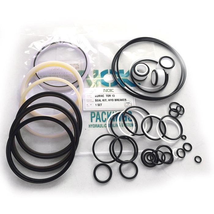 Hydraulic Breaker Seal Kits