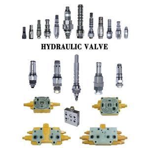 Hydraulic Pump Valve