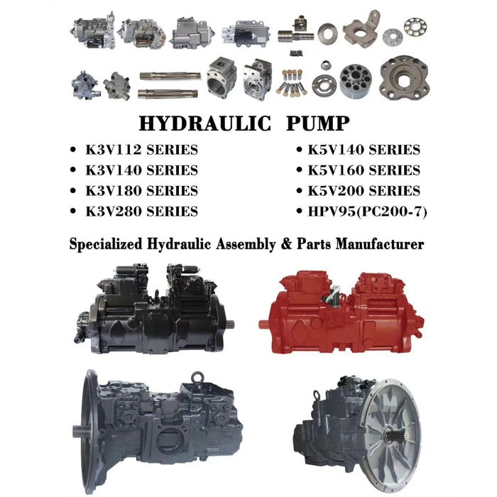 Hydraulic Pump Spare Parts Manufacturers, Hydraulic Pump Spare Parts Factory, Supply Hydraulic Pump Spare Parts