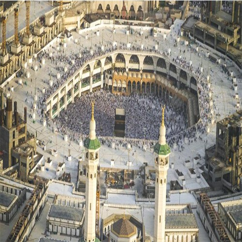 Construction machine spare parts for Mecca building mosque projects