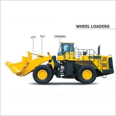 wheel loader seal kit