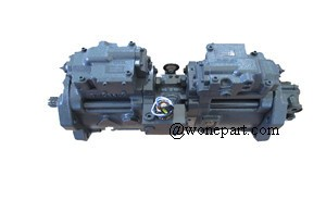 The key part of wonepart hydraulic pump system applied in construction machines
