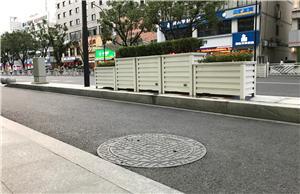 Genemat Municipal composite manhole covers project