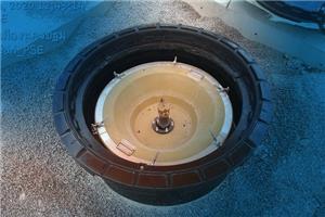 Jinmeng newly upgraded gas station manhole covers