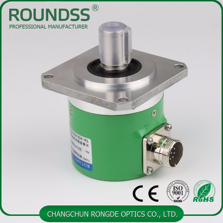 Encoder Rotary Optical Motor Shaft Encoder