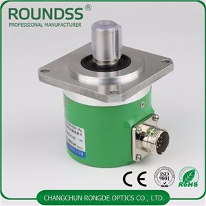 Digital Encoder Rotary Transducer Optical Motor Shaft Encoder