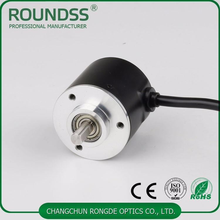 Solid Shaft Miniature Encoders Incremental Sensor