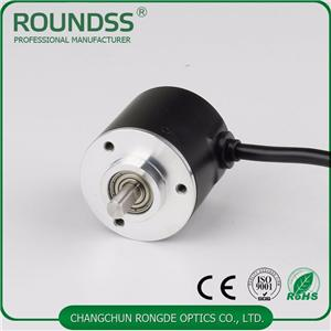 Solid Shaft Miniature Encoders Incremental Sensor
