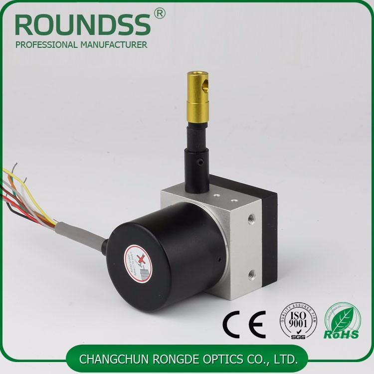 String Pots Linear Cable Encoder Linear Position Sensors