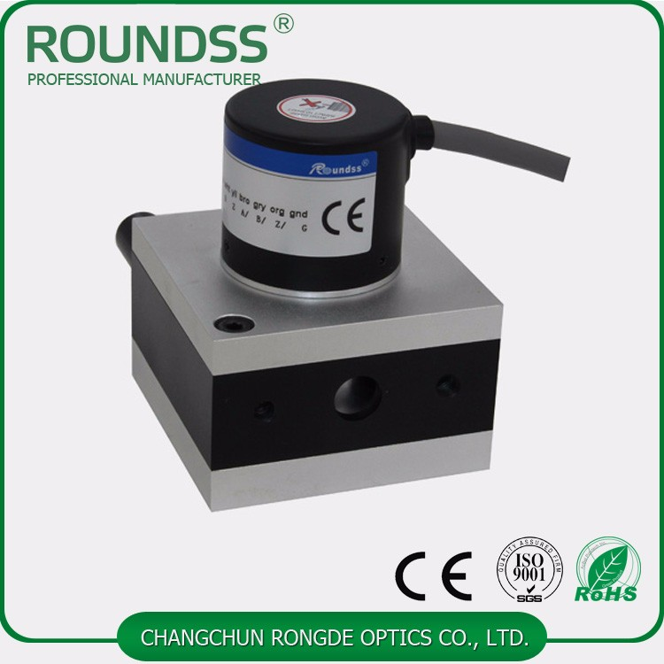 Displacement Sensor Analog Output Encoder
