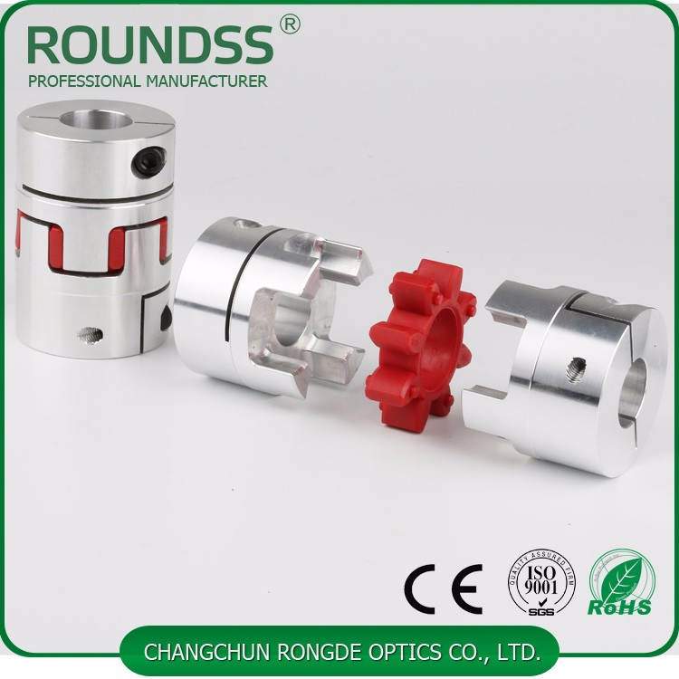 Spider Coupling Jaw Coupling Clamp Type Flexible Coupling