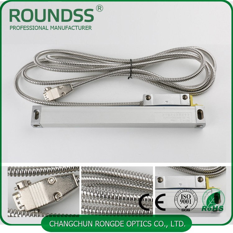 Optical Linear Scale Encoder Linear Position Sensor