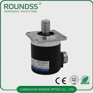 Quadrature Encoder Position Sensors