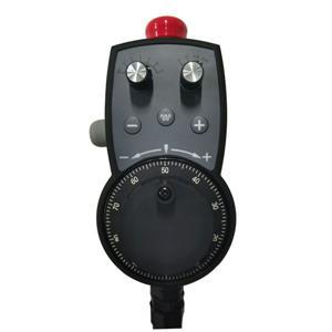 Handheld pendant station handwheel equivalent to EUCHNER