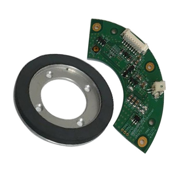 RDE74T absolute rotary encoder magnetic absolute encoder