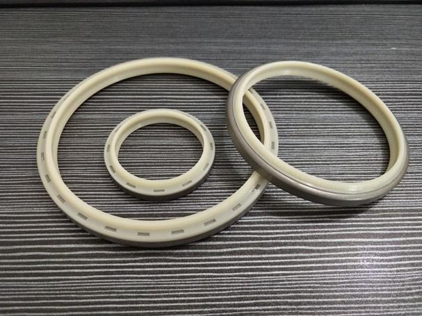 Hydraulic dust seal wiper seal PU + Metal
