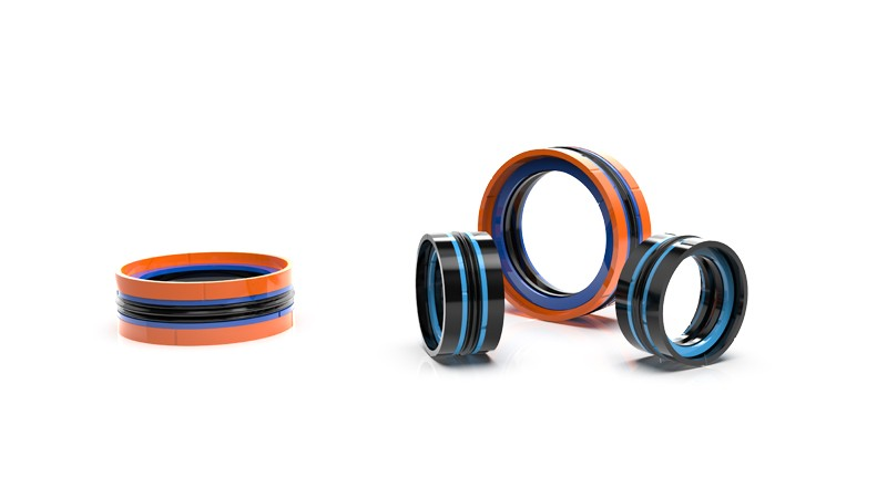 DAS Compact Piston Seals Orange Manufacturers, DAS Compact Piston Seals Orange Factory, Supply DAS Compact Piston Seals Orange